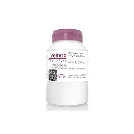 Vasodilatador Veinox 120 cápsulas - Power Supplements