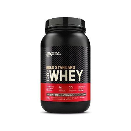 Gold Standart 100% Whey 2lbs (907g) - Optimum Nutrition