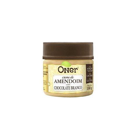 Creme de Amendoim com chocolate 180g - Oner