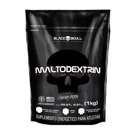 Maltodextrina Refil 1,0kg - Black Skull