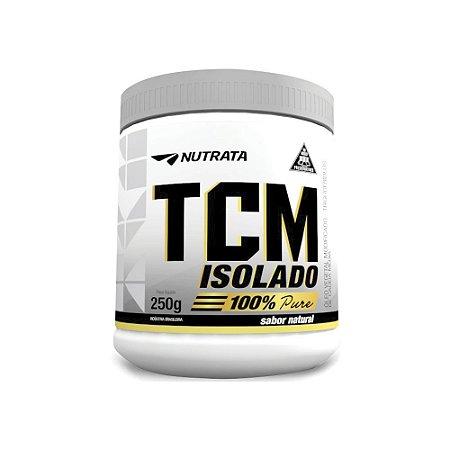 TCM Isolado sabor Natural 250g - Nutrata