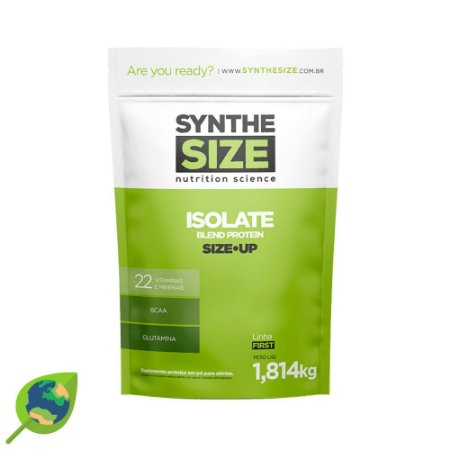 Isolate Blend Protein Refil - Synthesize