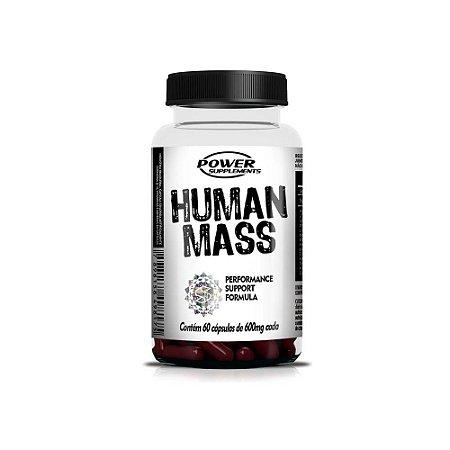 Pré-hormonal Human Mass 60 cápsulas - Power Supplements