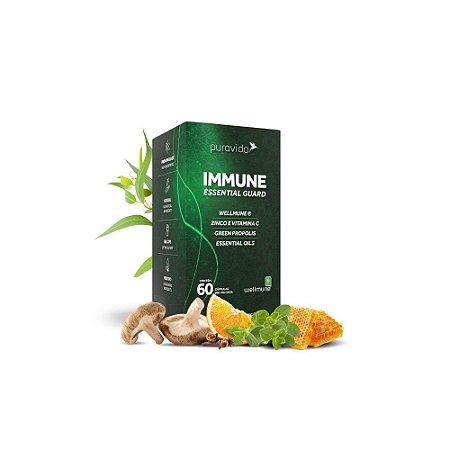 Immune ESSENTIAL GUARD 60 Cápsulas - Puravida