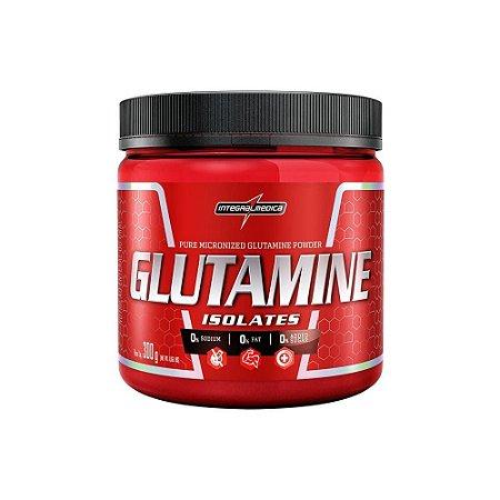 Glutamine Isolates 300g - Integralmedica