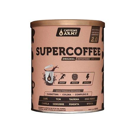 SuperCoffee 2.0 220g - Caffeine Army