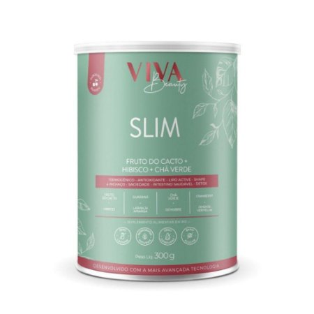 Emagrecedor Viva Slim 300g - Viva Beauty