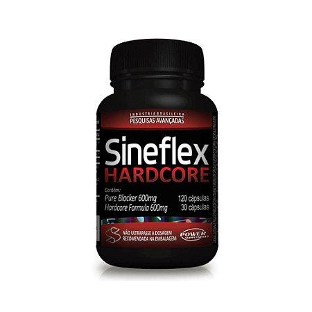 Emagrecedor Sineflex Hardcore 150 Cápsulas - Power Supplements