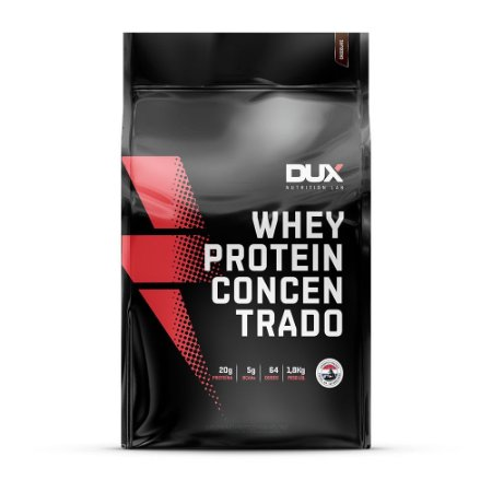 Whey Protein Concentrado POUCH 1800g - DUX Nutrition