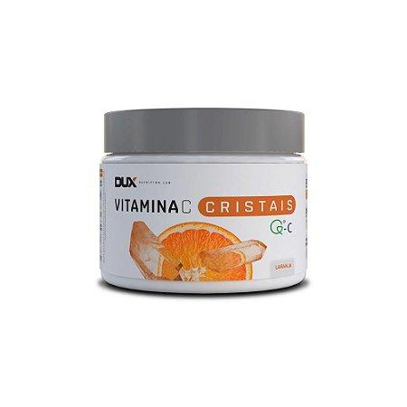 Vitamina C™ em Cristais 200g Laranja - DUX Nutrition