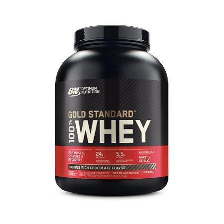 Gold Standart 100% Whey 5lbs (2270g) - Optimum Nutrition