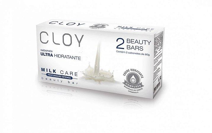 Sabonete Beauty Bar - Milk Care