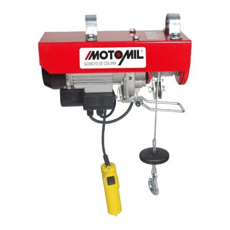 MOTOMIL GUINCHO TALHA ELETRICO 220V 100/200K HA101