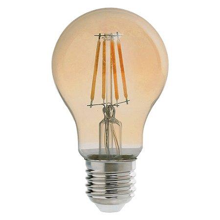 LAMPADA LED BLUMENAU FILAMENTO 4W 2200K A60 BIVOLT
