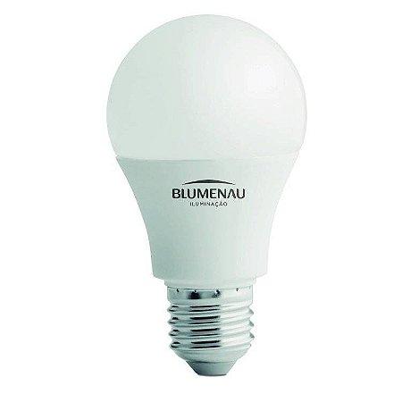 LAMPADA LED BLUMENAU BULBO 6500K BIVOLT 9W