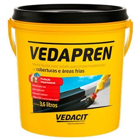 VEDAPREM PRETO 3,6KG OTTO BAUMGART
