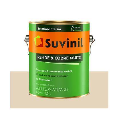 LATEX SUVINIL RENDE MUITO ACRILICA 3,6L BR