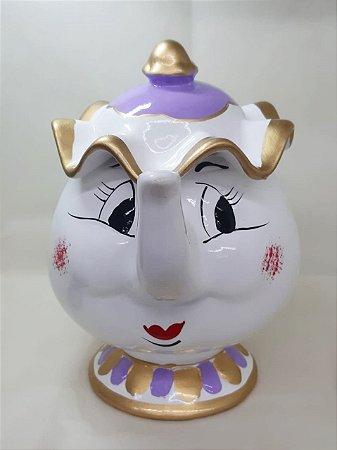 Bule Grande Bela Cerâmica - Maricota Festas
