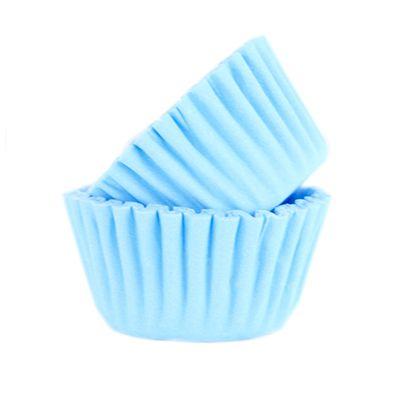 Forminha Nº05 azul claro C/100 Unidades - Maricota Festas