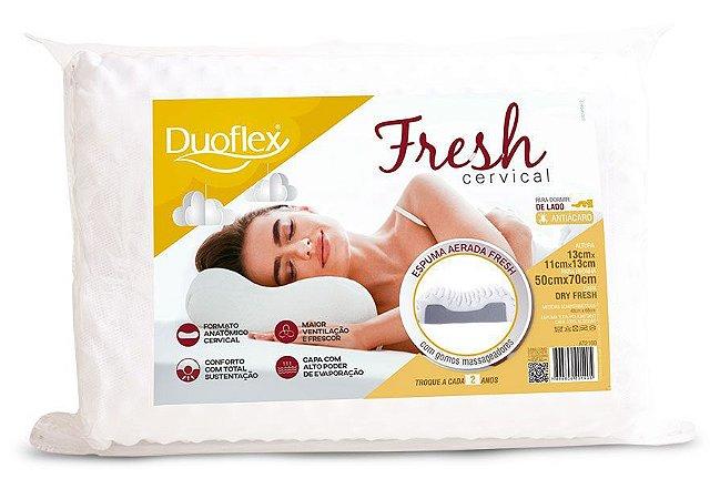Travesseiro Fresh Cervical Duoflex