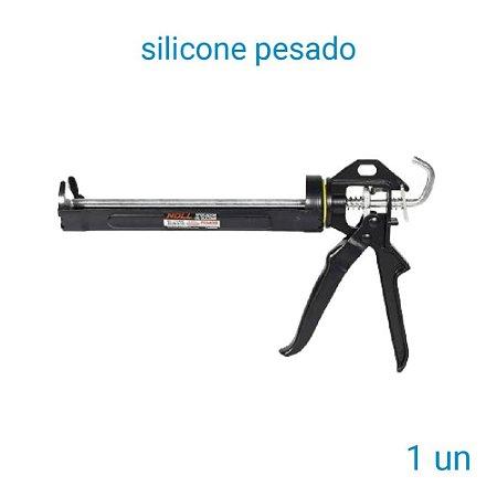 Aplicador De Silicone Pesado Noll - 1 Unidade