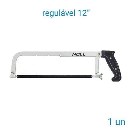 """Arco De Serra Regulável 12"""" Noll - 1 Unidade"""