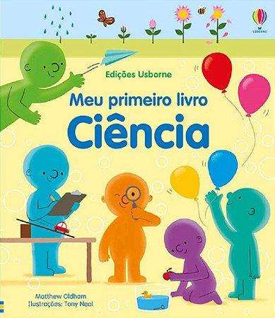 Ciência: Meu primeiro livro