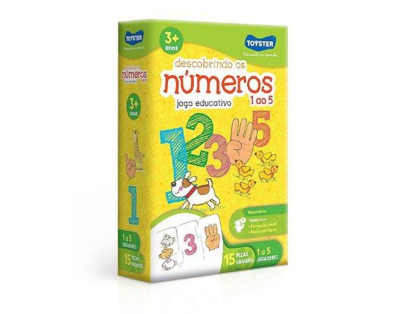 Descobrindo os Números