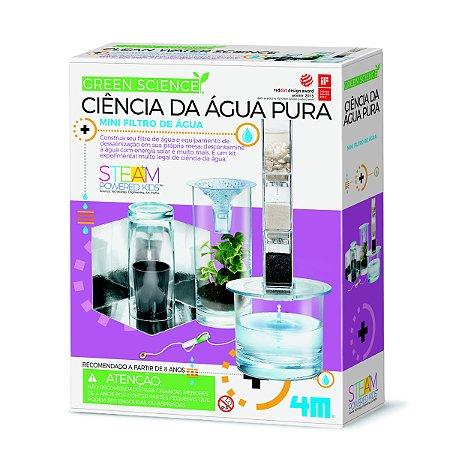 Ciência Água Pura