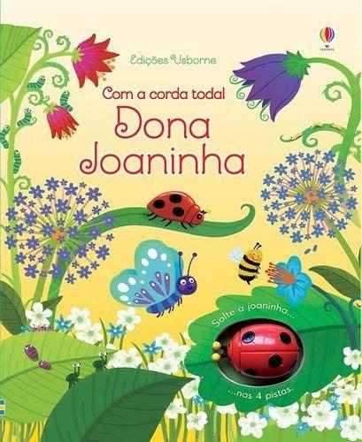 Livro com a corda toda: Dona Joaninha