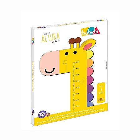 Régua de Altura Girafinha