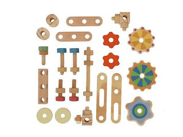 Kit Inventando Máquinas