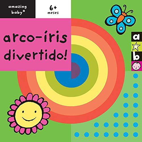 Livro Arco-íris divertido