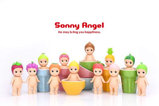 Sonny Angel Frutas