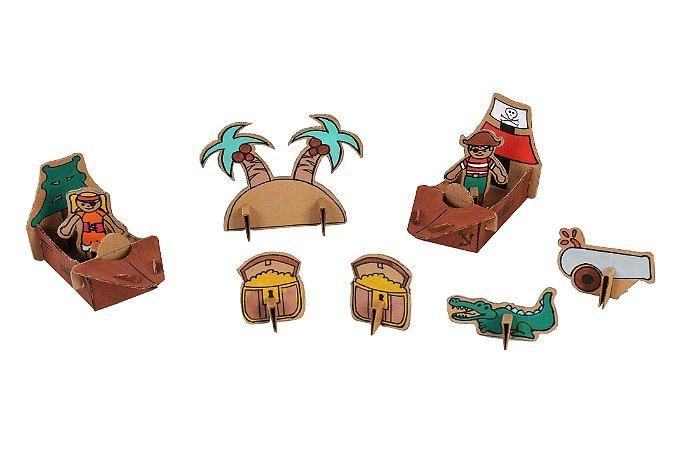 Piratas de Papelão