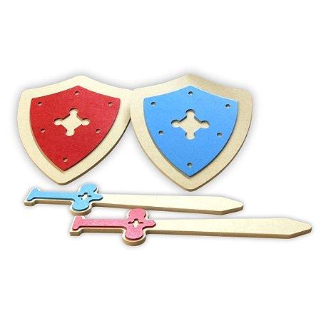Espada e Escudo