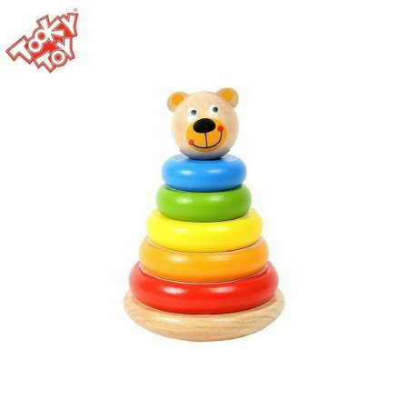 Torre de Encaixe Urso