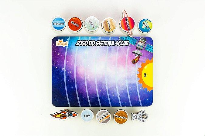 Jogo do Sistema Solar