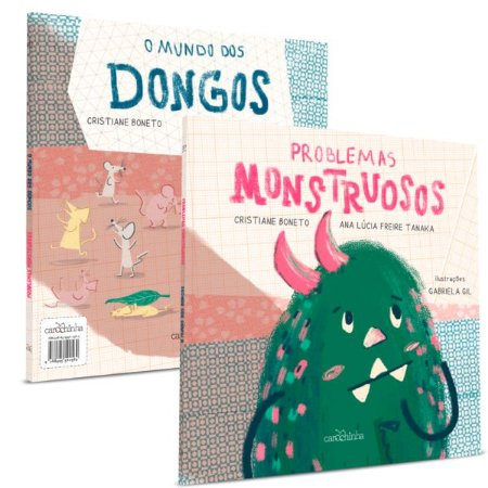 Problemas Monstruosos: O Mundo dos Dongos