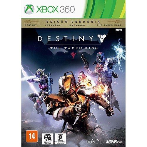 Destiny: The Taken King - Edição Colecionador [XBOX360]