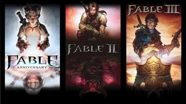 Fable Trilogy [XBOXONE]