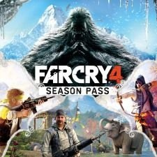 Far Cry 4 Passe da Temporada (DLC) [PS3]
