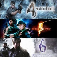 Resident Evil Triple Pack [PS4]