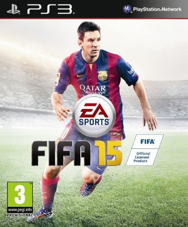FIFA 15 BR [PS3]
