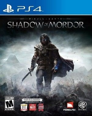Middle Earth: Shadow of Mordor [PS4]