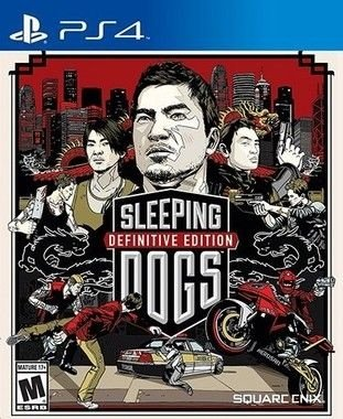 Sleeping Dogs: Definitive Edition [PS4]