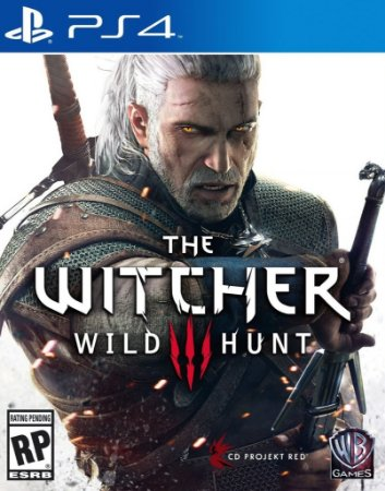 The Witcher 3: Wild Hunt  [PS4]