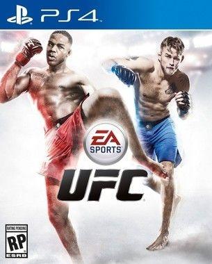 UFC EA SPORTS 2014 [PS4]