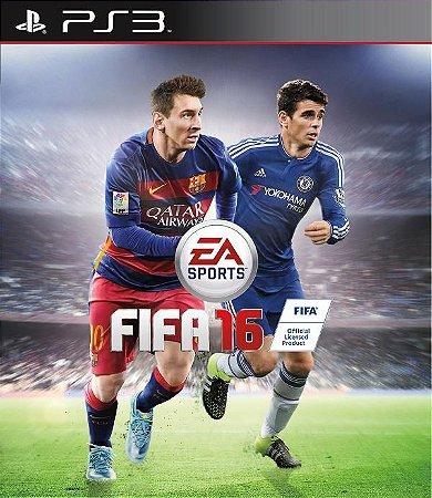 FIFA 16 PT-BR [PS3]