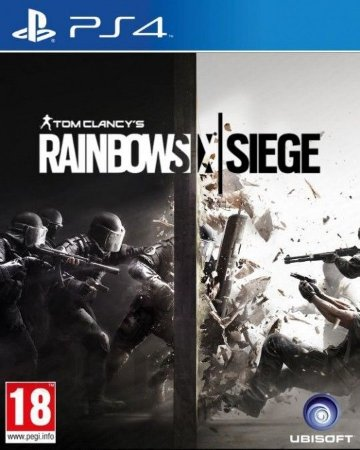 Tom Clancy's Rainbow Six: Siege [PS4]
